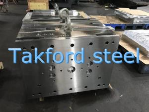 China High Precision Hasco Standard Plastic Injection Mold Base on sale