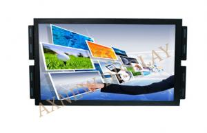 China 22 Wall Mounting Multi Touch LCD screen Outdoor Advertising 1680x1050 on sale