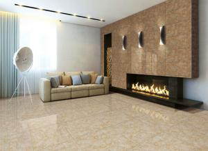 China Alkali Resistance Modern Porcelain Tile That Looks Like Marble 600x600 Mm on sale