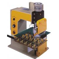 China Aluminum And Copper Pre-scored PCB Singulation Machine For LED Strip on sale