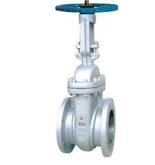 China Handwheel Operated Rising Stem Gate Valve , Carbon Steel Gate Valve OEM Accepted on sale