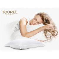 Soft Hotel Style Duck Down High End Sleeping Pillows Inner Luxury Pure White