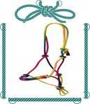 Cuerda de nylon trenzada para el halter -- 3/8 diámetro (Skype: norerope)