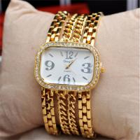 2015 Classic Women Lady Bracelet Crystal Ladies Bangle Dress Watch Fashion Quartz Rhinestone Relogio Diamond Wristwatch