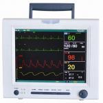 Multi portatif d'hôpital - moniteur patient de paramètre avec ECG, RESP, NIBP, SPO2