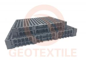 China Sub Surface Modular Geocomposite Drainage Net With Excellent Water Flow on sale