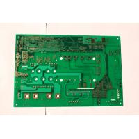12 Layer FR4 / Aluminum Immersion Gold Multilayer Green Heavy Copper PCB for Computer Application