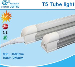 China Emergency 24W High Brightness 1200mm LED Tube Light T5 T8 1800lm on sale