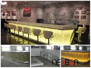 Quality Small Bar Counter Designs Restaurant Bar Counter Design For Sale ...