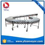 Gravity Roller Conveyor,Flexible Roller Conveyor