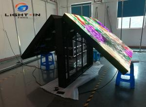 China Outdoor Full Color LED Display Advertising Double Sided screen IP67 led Sign wholesale