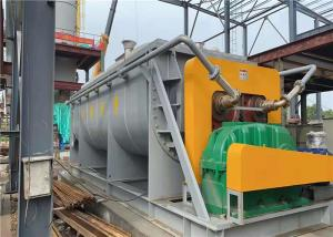 China Paddle Dryer for Paste, Slurry, Carbon Black, Calcium Carbanate, Polyethlene, Polypropylene From Top Chinese Supplier on sale