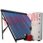 High Pressure Split Pressurized Solar Water Heater Active Circulation Type