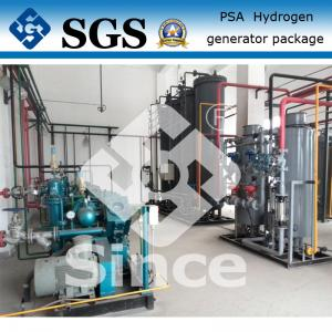 China 1 KW Pure Hydrogen Generators Hydrogen Generation Unit For Stainless Steel Industry on sale