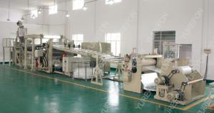 China Transparent Plastic Thermoplastic Extrusion Machine With Bimetallic Screw Barrel on sale