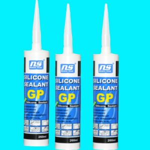 China One component acetic general purpose silicone sealant on sale