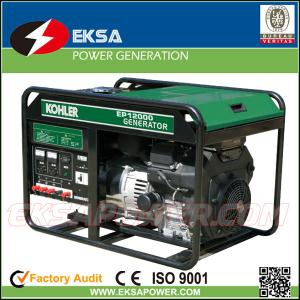 China 10kw Kohler Gasoline Generator For Home Power Backup on sale