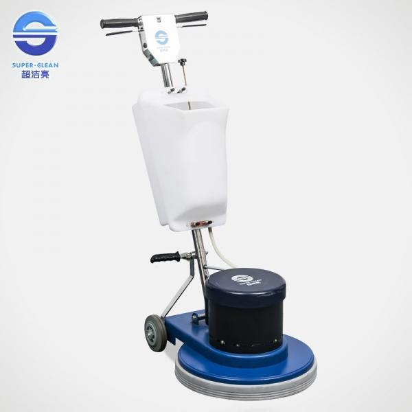 1800w High Power Tile Floor Scrubber Machine Electric