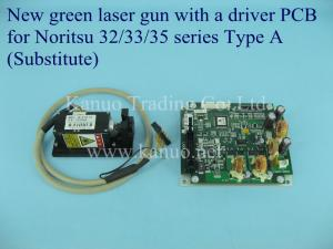 China New noritsu qss green laser gun with a driver PCB Type A for QSS32/33/35 series (substitute) on sale