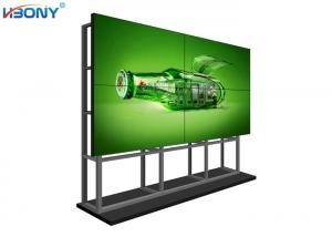 China Indoor Free Standing Seamless LCD Video Wall With Samsung DID Screen Low Maintenance on sale