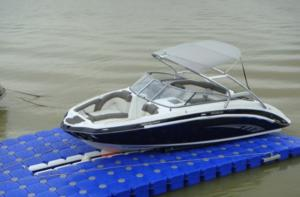 Quality HDPE pontoon for Navy for sale