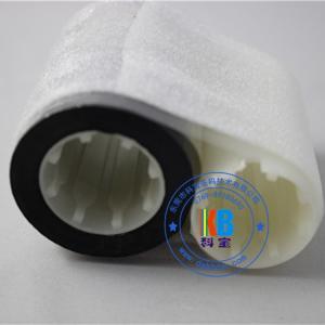 China Le noir matériel de résine UV de ruban d'imprimante pour verdir des costumes de 90mm*450m pour le PVC CHOIENT la carte blanche de PVC on sale