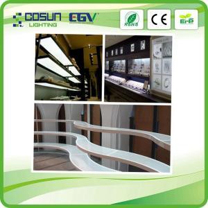 China Advertisement Display Used High Uniformity LED Lighting Panels , UL Listed on sale