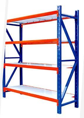 warehouse industrial storage rack q235b steel 750kg standard pallet storage racks industrial warehouse storage steel warehouse industrial storage rack - Industrial Storage Racks