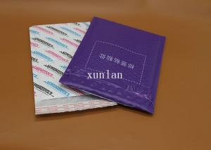 China Co - Extruded Multi Color Film Poly Bubble Mailers , Custom Poly Mailer Bags on sale
