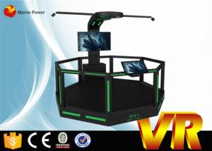 China HTC VIVE 360 Degree Interactive 9d Cinema Walking Game 9d VR Simulator For Mall on sale