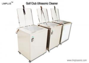 China 49 Liter Ultrasonic Golf Club Cleaning Equipment With Industrial Transducers And Handle on sale