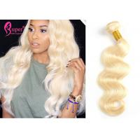 China 613 Blonde Ombre Hair Extensions Brazilian Body Wave Remy Human Hair Extensions on sale