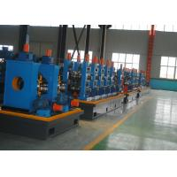 China Fast Speed ERW Carbon Steel Tube Mill For Pipe Making Machine , CE / ISO on sale