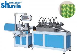 China Replacement Paper Tube Making Machine Automatic Paper Made Drinking Straw on sale