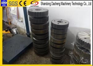 Ventilation Twin Lobe Roots Blower , Air Blower Wastewater