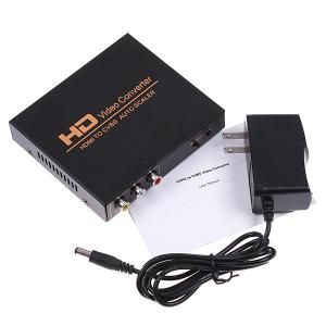 China HDMI to CVBS Video Converter on sale