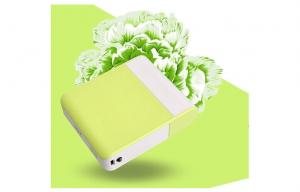 China Foldable large capacity 12000mah USB power bank / usb battery chargers on sale
