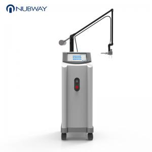 China FDA CE approved 2019 hot sale 10600nm laser equipment CO2 fractional for wrinkles removal on sale