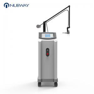 China Vertical RF Tube CO2 Fractional Laser Ultrapulse Fractional CO2 Laser Machine on sale