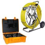 Professional Sewer CCTV Camera Inspection with 512 hz transmitter