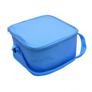 China Frozen Food Insulated Thermal Picnic Bag With Embroidery Logo , Screen Printing on sale