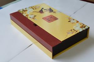 China custom chinese style paper gift box on sale