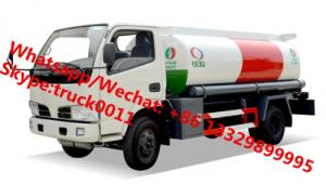 China 2017s high quality and lowest price CLW 5,000Liters oil dispensing truck for sale, HOT SALE! CLW 5cbm refueler truck on sale