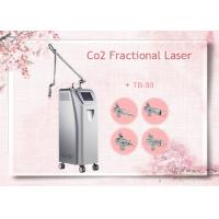 RF Tube Medical CO2 Fractional Laser For Acne Scars / Pockmarks
