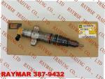 Inyector de combustible diesel del CAT C9, HEUI 387-9432, 3879432, 328-2576, 10R7223, 10R-7223 para CAT C9, 330D, 340D, excavador 336D