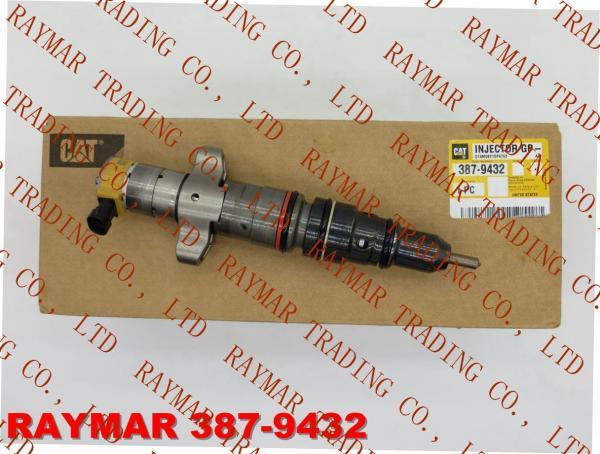 CAT C9 Diesel fuel injector, HEUI 387-9432, 3879432, 328