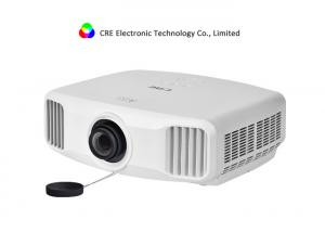 China Portable 3LCD 3LED Projector 1920*1200 , 4K 3D Smartphone Android Projector on sale