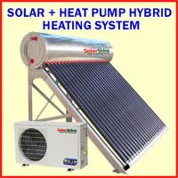 China 220 V / 380 V Solar Thermal Water Heater Floor Standing Installation on sale