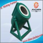 JC Hot Selling Small Gold Melting Electrical Furnace