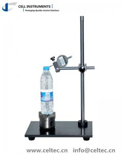China PET Bottle Verticality Deviation Tester Bottle Perpendicularity Tester on sale